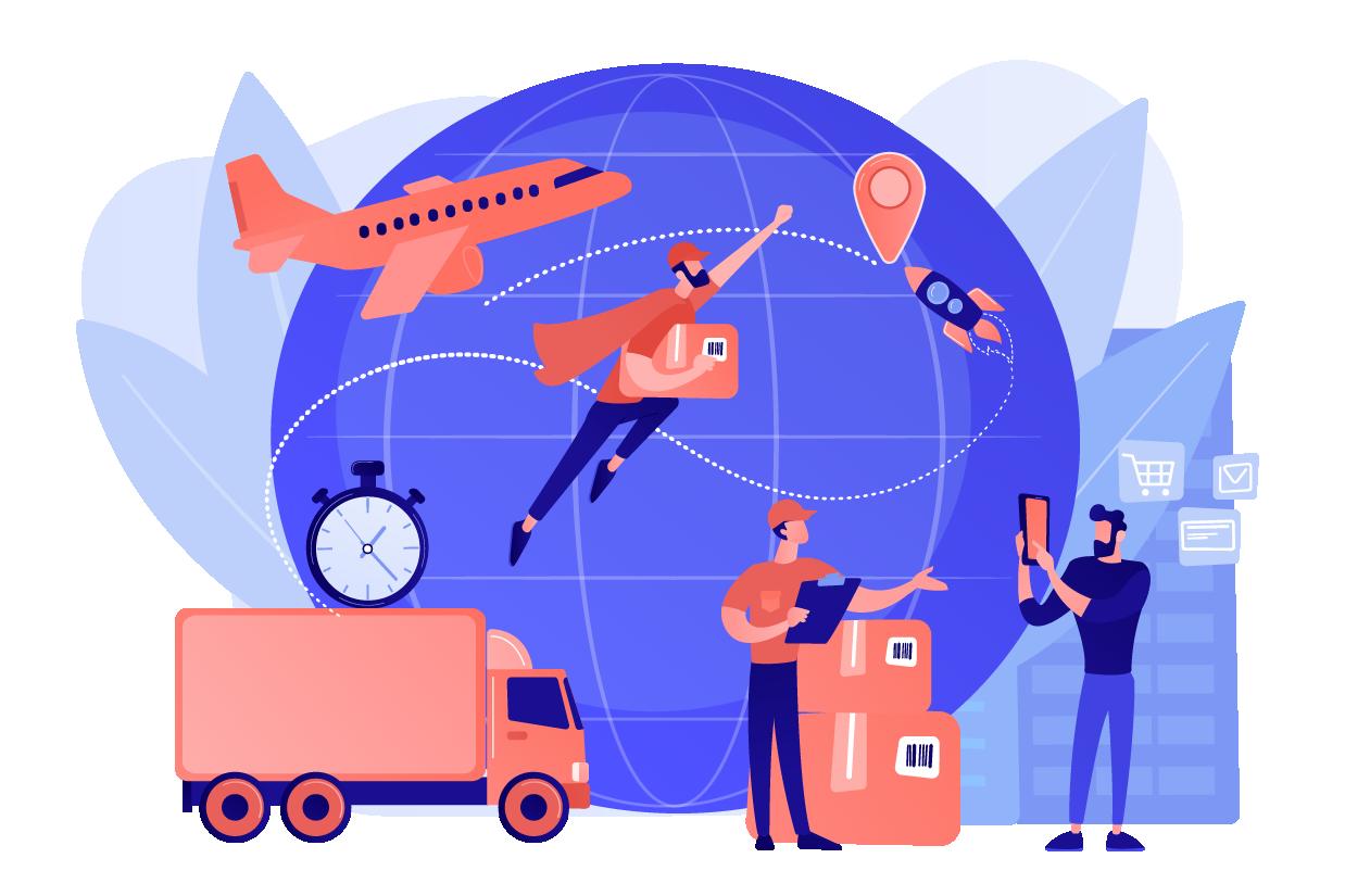 Shipping Worldwide - Image